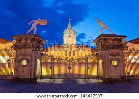 Charlottenburg palace, Berlin, Germany