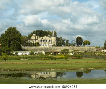 Chateau Lafite Rothschild, Bordeaux