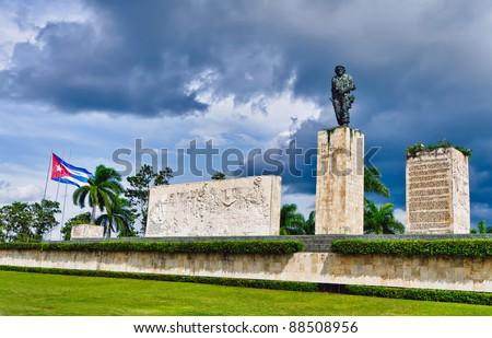Shutterstock Che Guevara Monument, Plaza de la Revolution, Santa Clara, Cuba
