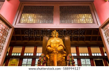 Shutterstock Che Kung Miu also called Che Kung Temple is a famous temple in Hong Kong.