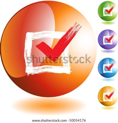 check box graphic. checkboxsep Check+ox+
