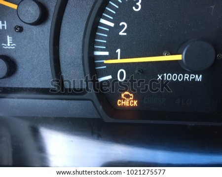 Check engine light #1021275577