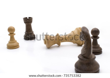 Chess Check Mate Images and Stock Photos - Page: 2 - Avopix com