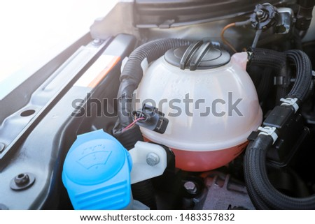 Check vehicle coolant capacity and condition