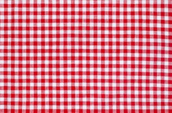 Checked Oilcloth Background