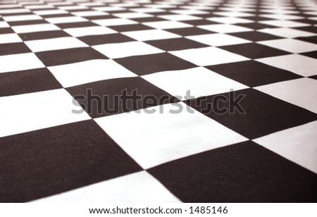 Checker Flag Flat