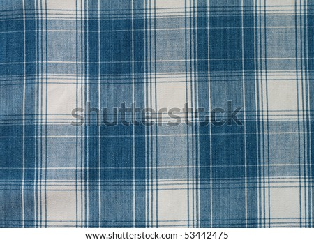 checker textile background