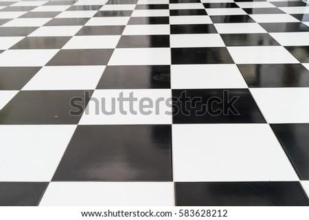 Shutterstock checkered flor