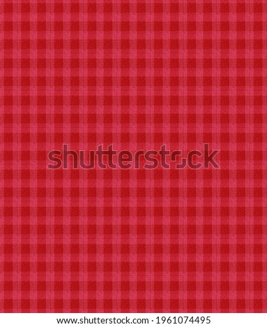 Checkered pattern. The texture of the fabric made of diamond squares for-plaid, clothing, shirts, dresses and other textiles