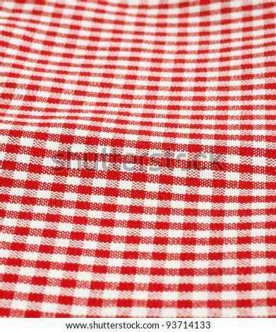 checkered picnic cloth background