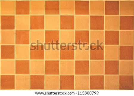 Checkered seamless tile background