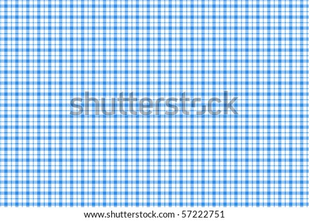 Checkered tablecloth ? blue and white squared pattern background