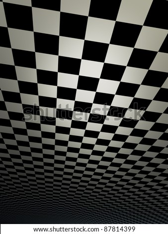 checkered texture 3d background high resolution