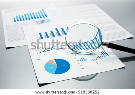 checking financial reports....