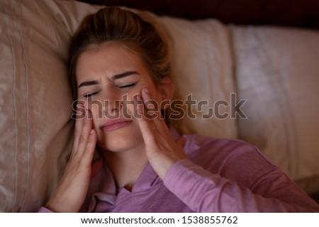 Cheek pain, face pain, TMJ, Bruxism, Teeth Grinding while sleeping