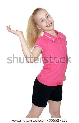 blonde teen Skinny