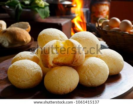 Cheese Bread Mineiro