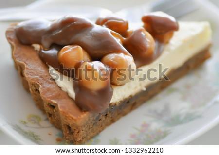 cheese cake ,nut cake or macadamia cake
