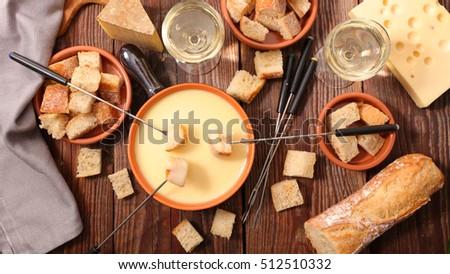 cheese fondue swiss