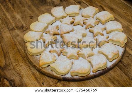 cheese golden delicious cookies ...