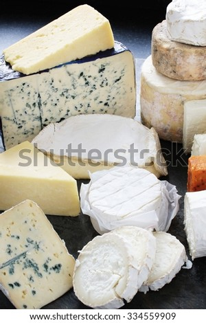 cheese selection   #334559909