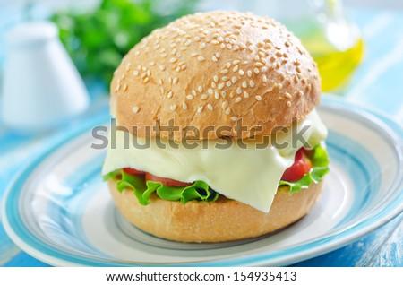 cheeseburgers