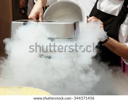 жидкий азот для заморозки металла этому