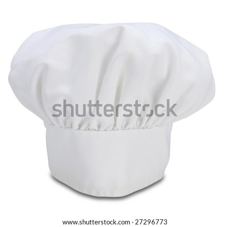 Chef's Hat Isolated