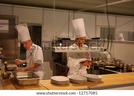 Chefs competitions