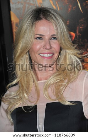 "Chelsea Handler at the Los Angeles premiere of her new movie ""Fun Size"" at the Paramount Theatre, Hollywood. October 25, 2012  Los Angeles, CA Picture: Paul Smith"