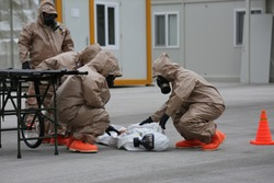 Chemical, biological, radiological and nuclear defense are protective measures taken in situations in which chemical, biological, radiological or nuclear warfare hazards may be present. 07.12.2017