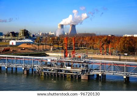 chemical terminal