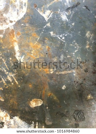 Chemically etched sheet metal #1016984860