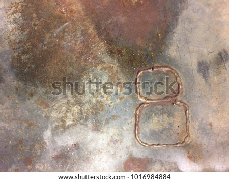 Chemically etched sheet metal #1016984884
