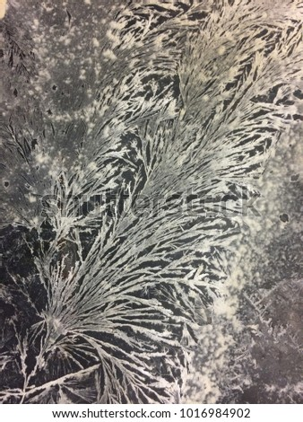 Chemically etched sheet metal #1016984902