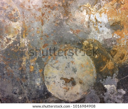 Chemically etched sheet metal #1016984908