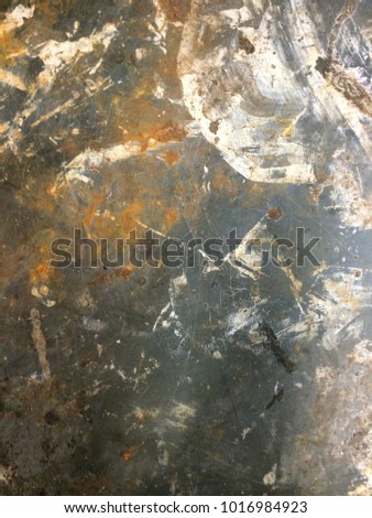 Chemically etched sheet metal #1016984923