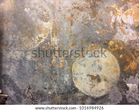 Chemically etched sheet metal #1016984926