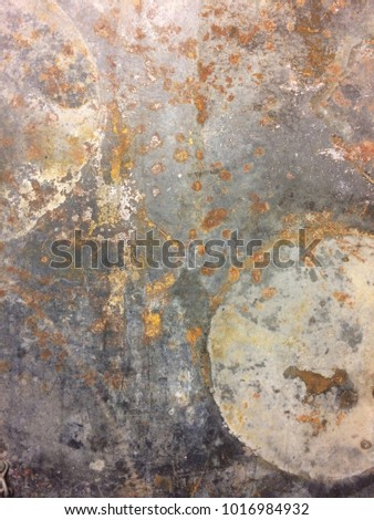 Chemically etched sheet metal #1016984932