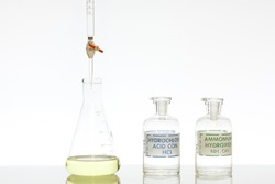 Chemistry acid and base titration