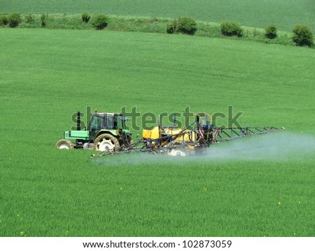 chemistry and agriculture