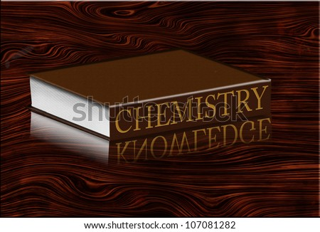 Chemistry book reflection of knowledge