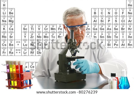 Chemistry science medical education a medical research scientist