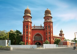 Chennai High Court The ancient High Courts of India Madras High Court, Chennai
