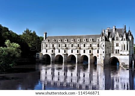 Chenonceux castle, France