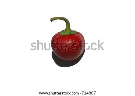 Cherry chili pepper