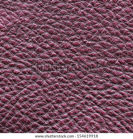 cherry leather texture closeup. Useful as background for design-works.