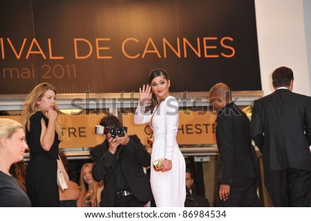 Cheryl Cole at the premiere of french movie Habemus Papam at the 64th Festival de Cannes. May 13, 2011  Cannes, France Picture: Paul Smith / Featureflash