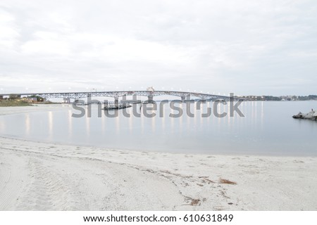 Chesapeake Bay Bridge / Chesapeake Bay Bridge / Chesapeake Bay Bridge /  #610631849