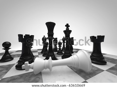 chess black wins